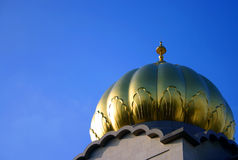 Temple Dome Stock Photography