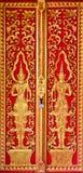 Temple door Stock Photos