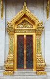 Temple door Royalty Free Stock Photos