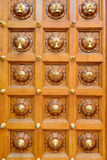 Temple door bells in india Hindu temple Royalty Free Stock Photos