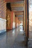 Temple doors Royalty Free Stock Photo