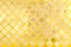 Temple doré d'or de mur Photographie stock libre de droits