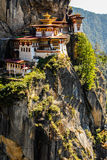 Temple du Bhutan Photo stock