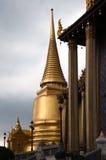 Temple du Bouddha vert Photographie stock libre de droits