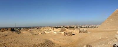 Temple du Caire Photographie stock