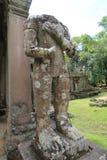 Temple du Cambodge Siem Reap Photographie stock libre de droits
