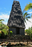 Temple du Fiji Images libres de droits