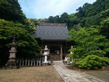temple du Japon Bouddha images stock