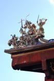 Temple du Malacca photo libre de droits
