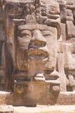 Temple du masque Images libres de droits