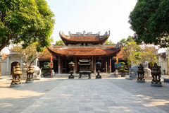Temple du Vietnam Image libre de droits