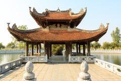 Temple du Vietnam Photographie stock