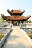 Temple du Vietnam Photos libres de droits