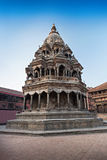 Temple on Durbar square Stock Images