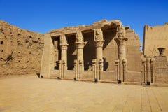 Temple of Edfu Royalty Free Stock Photo