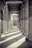 Temple in Egypt. Photo of an ancient temple in egypt Royalty Free Stock Images