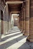 Temple in Egypt Royalty Free Stock Photo
