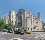 Temple Emanu-El Royalty Free Stock Photo