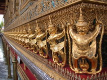 Temple of the Emerald Buddha 2 stock photo