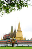 Temple of Emerald Buddha, Bangkok Stock Photography