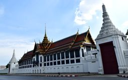 Temple of the Emerald Buddha Royalty Free Stock Photo