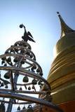 Temple of the Emerald Buddha. Wat Phra Kaew (Temple of the Emerald Buddha).  Officially known as Wat Phra Sri Rattana Satsadaram Royalty Free Stock Image