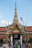Temple of the Emerald Buddha (The Wat Phra Kaew), Thailand Stock Photography