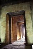 Temple en Egypte image stock