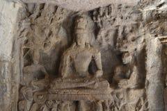 Temple en Inde Photographie stock libre de droits