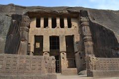 Temple en Inde images libres de droits