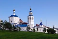 Temple en l'honneur du grand martyre saint Paraskeva Friday, Kazan, Russie images libres de droits