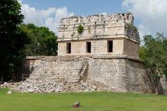 Temple en pierre Chichen Itza Photos stock