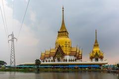 Temple en Thaïlande Photographie stock