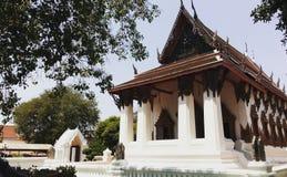 Temple en Thaïlande Image libre de droits