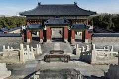 Temple Entrance Forbidden City Beijing China Stock Images