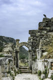 Temple Ephesus Royalty Free Stock Photos