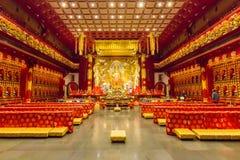 Temple et musée de relique de dent de Bouddha Photographie stock libre de droits