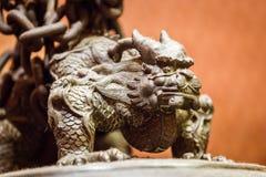 Temple et musée de relique de dent de Bouddha Photographie stock