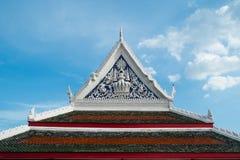 Temple et Pagada Photographie stock libre de droits