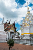 Temple et pagoda Photo libre de droits