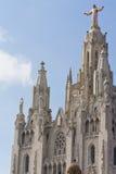 Temple Expiatori del Sagrat Cor Royalty Free Stock Photography