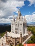 Temple Expiatori del Sagrat Cor Fotografía de archivo libre de regalías