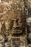 Temple of 1000 faces in Angkor Wat Stock Images