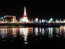 Temple fair Stock Photo