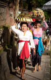 Temple Festival Odalan Royalty Free Stock Images