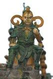 Temple Figures of Zhangbi Cun Stock Photos