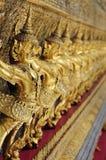 Temple figurines Stock Photos
