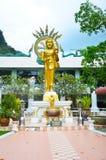 The temple. Filmed in Thailand Taktshang Goemba Stock Photos