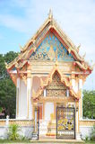 The temple. Filmed in Thailand Taktshang Goemba Royalty Free Stock Photos