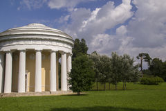 Temple of Friendship. Pavlovsk. St.Peterburg Russia. Royalty Free Stock Images